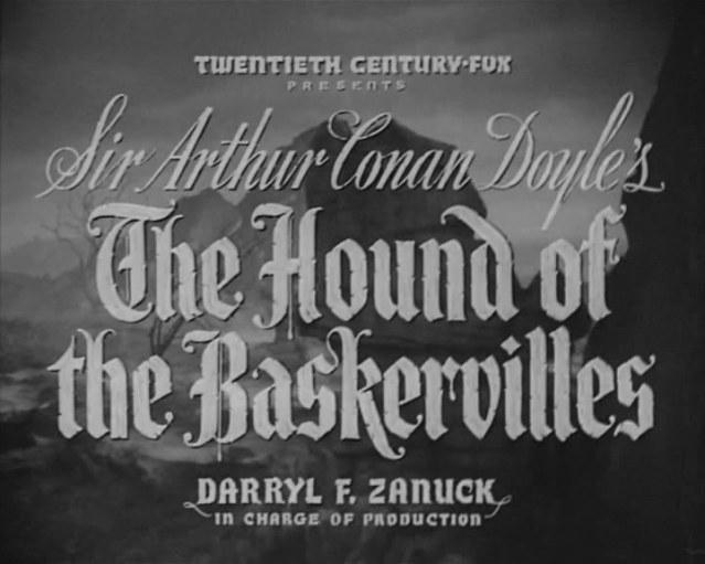 il mastino dei baskersville