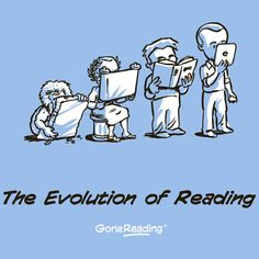 evolution of reading