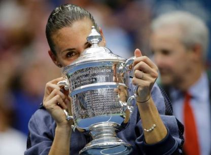Flavia Pennetta US Open 3