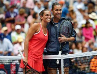 Flavia Pennetta US Open 4