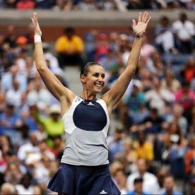 Flavia Pennetta US Open 5