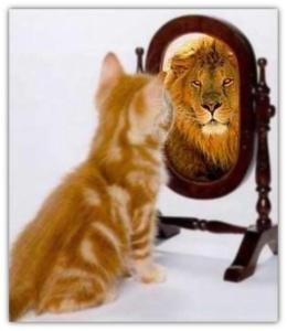 percezione di sè stessi