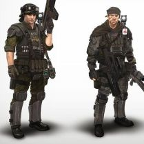 Colonial Marines (Aliens)