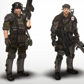 Colonial Marines (Aliens)