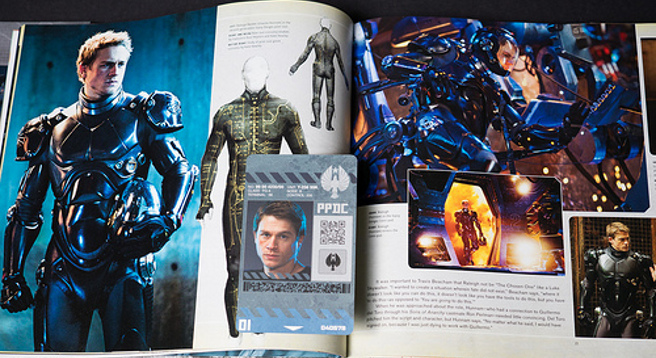 pacific rim man machines monsters