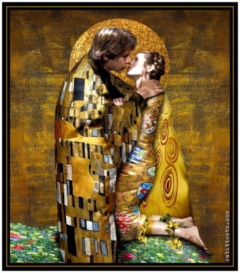 Star Wars Klimt