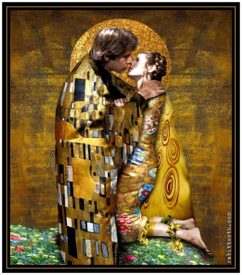 Star Wars Klimt