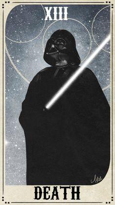 star wars tarot
