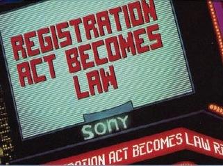 atto di registrazione dei superumani
