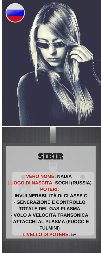 Sibir scheda