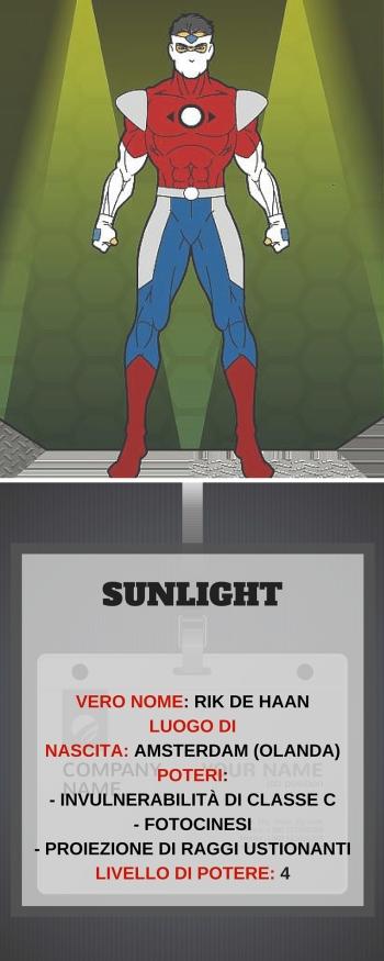 SUNLIGHT Scheda