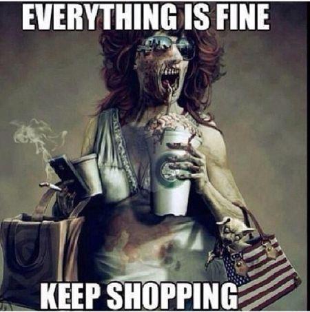 zombie cliché