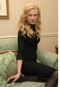 "HOLD FOR STORY BY FRANK COYLE. Actress Nicole Kidman poses for pictures at The Waldorf Astoria. Her new movie ""Margot at the Wedding"" opens in theatres on November 16th, 2007, Friday, Nov. 9, 2007, in New York.  (AP Photo/Peter Kramer)"
