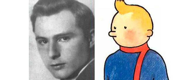C'è anche quella storia che vuole Tintin ispirato a Leon Degrelle.