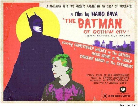 Il Batman di Mario Bava!