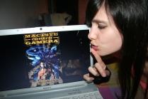 "Elisa Tomasso promuove ""Maciste contro Gamera"" (http://www.amazon.it/dp/B01BKF07II)"