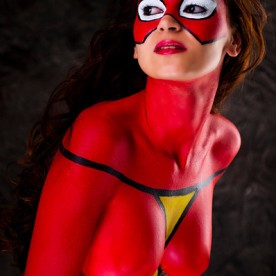 spider woman cosplay 6