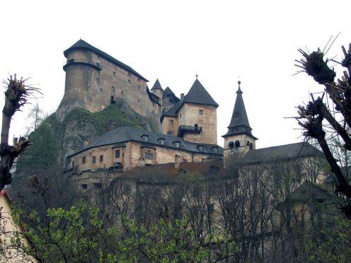 castello di Orava