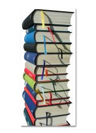 catasta di libri