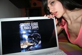 "Elisa Tomasso con ""Grosso Guaio in Paolo Sarpi"" (http://amzn.to/28LNiCI)"
