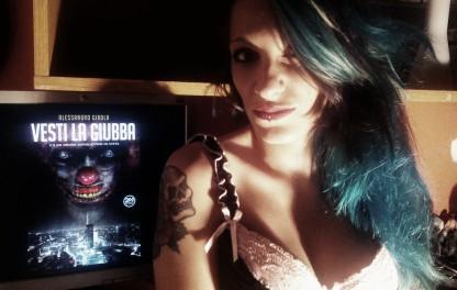 "Shary Nais promuove ""Vesti la Giubba"" - http://www.amazon.it/dp/B01F5KXJHK"