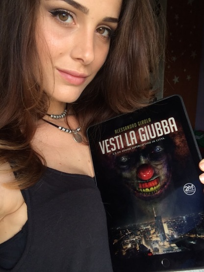 "Sadie Gray promuove ""Vesti la Giubba"" (http://www.amazon.it/dp/B01F5KXJHK)"