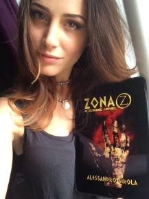 """Sadie Gray promuove """"Zona Z"""" (http://www.amazon.it/dp/B00WSLVMBU)"""