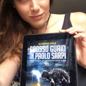 "Sadie Gray promuove ""Grosso guaio in Paolo Sarpi"" (http://www.amazon.it/dp/B01CIEEYFC)"