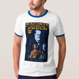 Maciste contro Freud t-shirt
