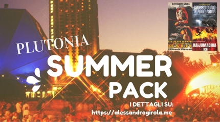 Plutonia summer pack