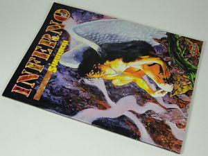 """""""Inferno"""", terza espansione italiana di Simulacri."""
