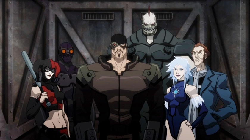 La vera Suicide Squad: Assault on Arkham