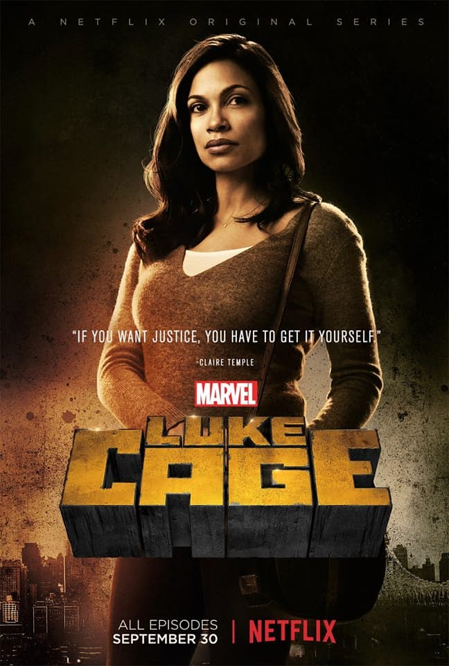 Luke Cage – Long live the Chief