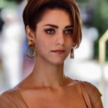 """Miriam Leone, volto di Sonia Krappan, co-protagonista de """"La Corte di Paracelso"""" (http://www.amazon.it/dp/B00IPNFUKY)"""
