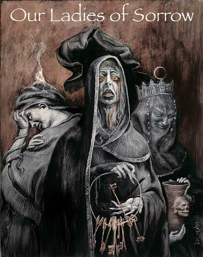 Call of Cthulhu RPG: Our Ladies of Sorrow (Delta Green)
