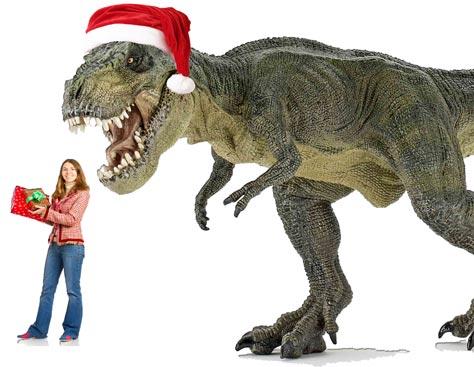 t_rex_woman_christmas_2013