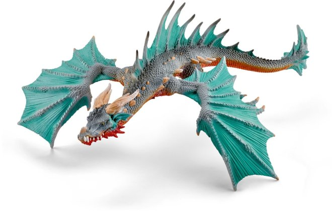 drago-subacqueo