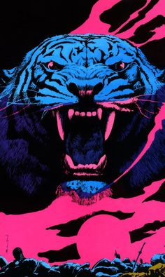 tigre-blu