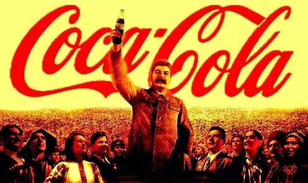 stalin coca cola