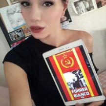 "White Mary promuove ""Führer Bianco"" - http://amzn.to/2seUXym"