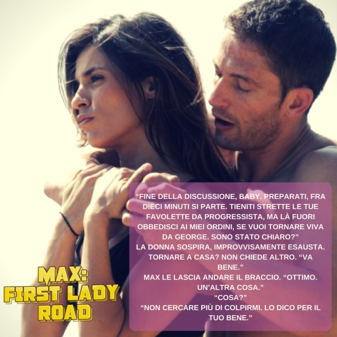 MAX FURY ROAD PROMO 2