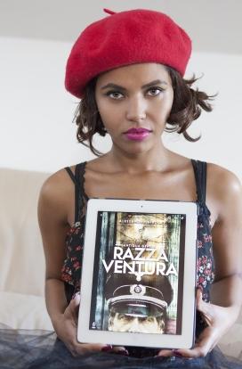 "Gaia Lima promuove ""Razza Ventura"" - http://amzn.to/2o1Vtk6"