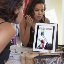 "Gaia Lima promuove ""L'Altra Strada"" - http://amzn.to/2uUHXD9"
