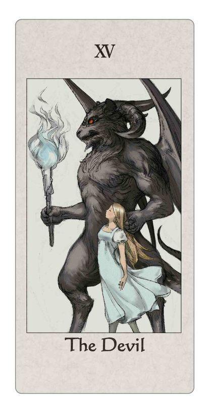 devil tarot 3