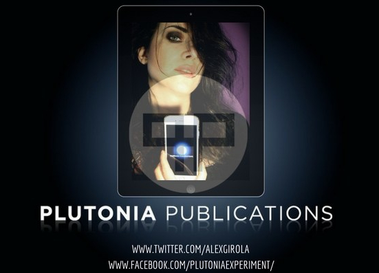 Plutonia Publications logo